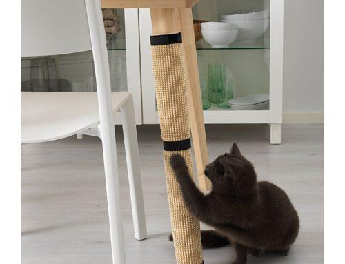 IKEA lance une collection pour chats